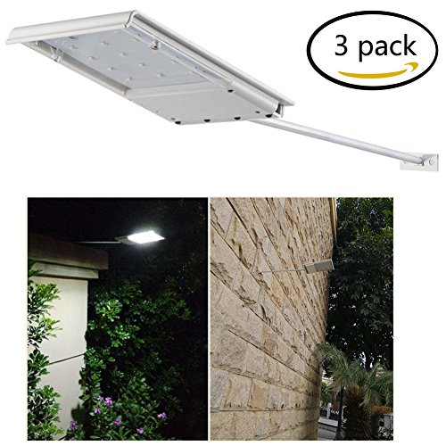 solar garage light