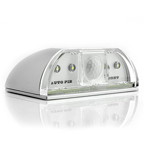 Replace Garage Lights With Led: New Automatic Motion Detection Sensor Light Mini LED Light