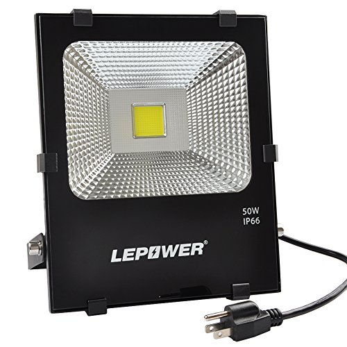 50W New Craft LED Flood Lights, Super Bright Outdoor Work