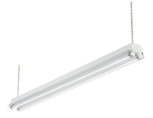 Lithonia Lighting 1233 Cw 232 Shoplight 4 Feet 2 Light T8