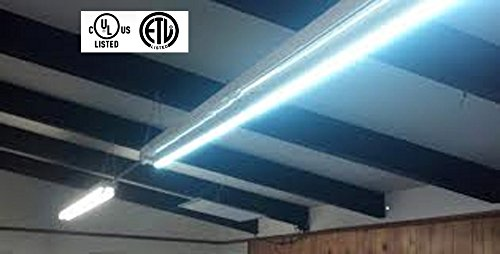 8 Foot Neilite Led Replacement Bulb For Fluorescent