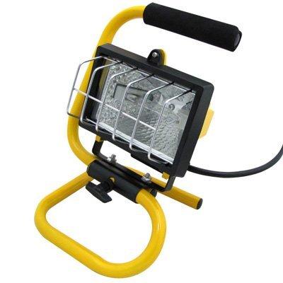 150 watt halogen portable bright work light construction for Occasions garage ligot arnage