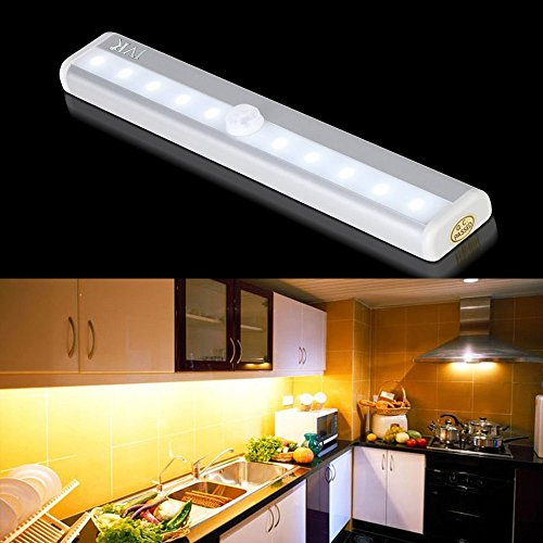JVR® LH16 PIR Motion Sensor LED Light DIY Portable Closet