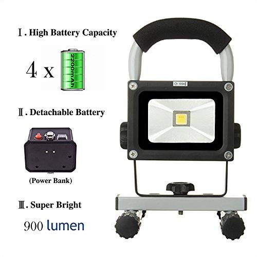 Loftek 174 10w Led Work Light Portable Work Lights With