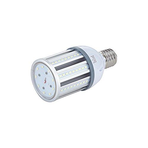 super bright led corn light bulb 27w daylight 3000lm 300 watt equivalent for garage garden. Black Bedroom Furniture Sets. Home Design Ideas