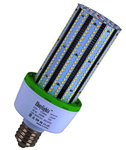Ebuylights ETL Listed 60W Led Corn Bulb Lamp,E39 Mogul